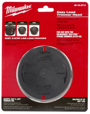 Milwaukee Electric or Electrical Tool 49-16-2714 Easy LD Trimmer Head - Quantity 1 by Milwaukee