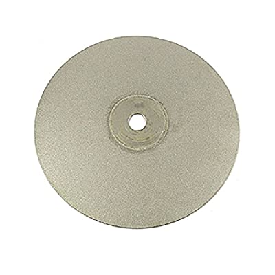 "Flyshop 6"" Stone Granite Diamond Grinding Wheel Disc Arbor Hole"