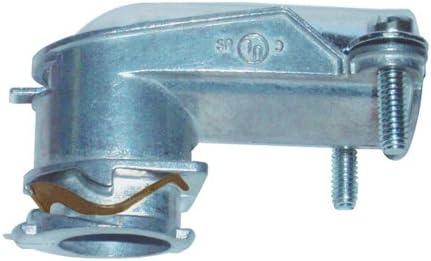 Sigma Electric 49811 BX/MC/FLEX 1/2-pulgadas Snap Lock conector de ...