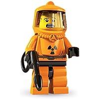 LEGO 8804-13 Minifigür Seri 4 Hazmat Guy