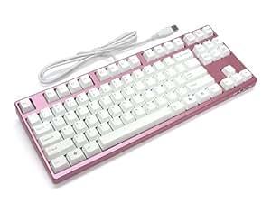 Filco Majestouch-2, Tactile Action, Metallic Pink USA Keyboard FKBN87M/PWE2