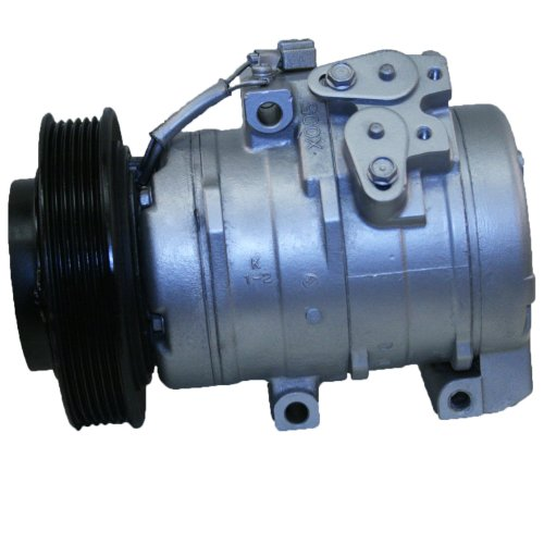 TCW 32405.6T2 A/C Compressor and Clutch (Tested Select)