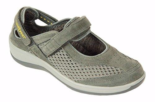 Orthofeet Tahoe Womens Comfort Wide Orthopedic Diabetic Orthotic Athletic Shoe