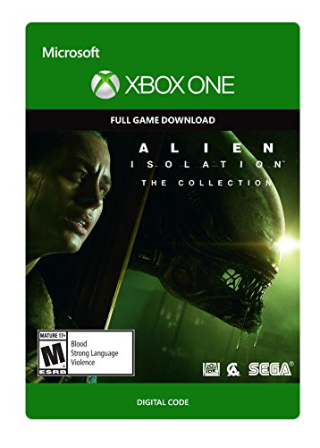 Alien: Isolation: The Collection - Xbox One Digital Code by Sega