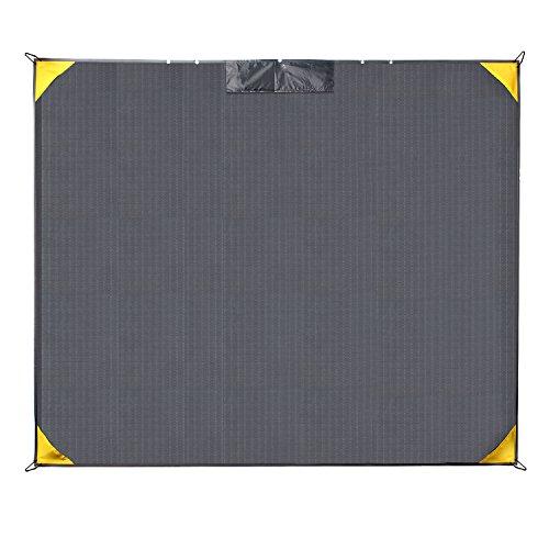 Pocket Blanket Poncho Compact Waterproof Camping