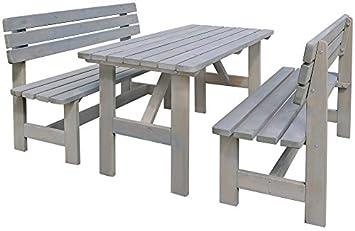 Gartenmöbel Set Holz Teilig ~ Merxx gartenmöbel set maracaibo teilig klapptisch cm