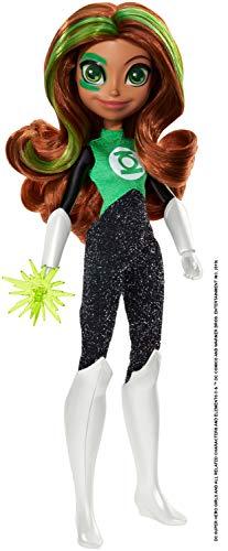 Little Girl Superhero (Mattel DC Super Hero Girls Jessica Cruz)