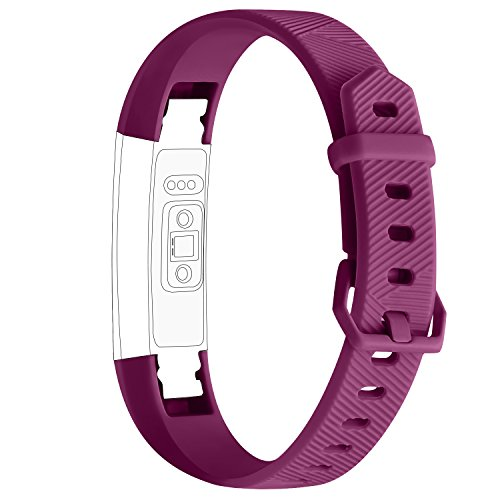 For-Fitbit-Alta-Bands-and-Fitbit-Alta-HR-Bands-Newest-Adjustable-Sport-Strap-Replacement-Bands-for-Fitbit-Alta-and-Fitbit-Alta-HR-Smartwatch-Fitness-Wristbands-Black-Fuchsia-Gray-Large