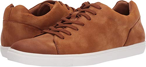 (Unlisted by Kenneth Cole Men's Stand Sneaker E, tan, 10 M US)