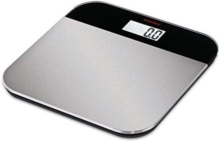 Soehnle Elegance Steel Digital Personal Bathroom Scale (6333