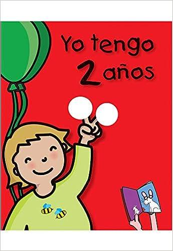 Yo tengo 2 años (Mi cumpleaños): Amazon.es: Rosa Collado ...