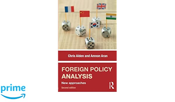 Amazon foreign policy analysis new approaches 9781138934290 amazon foreign policy analysis new approaches 9781138934290 chris alden amnon aran books fandeluxe Images