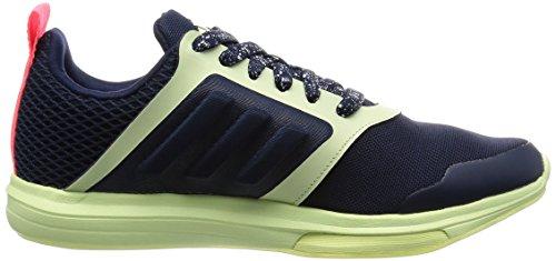 Wiki en venta Adidas Yvori - Aq1999 Azul Rojo-verde-azul Marino Manchester barato Liquidación en Español Venta de edición limitada en línea Barato Venta Brand New Unisex 62HEZFi
