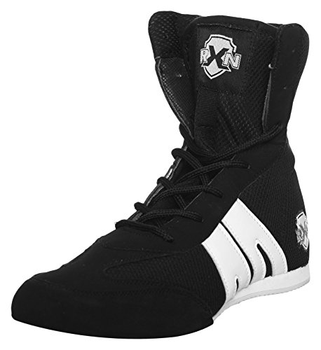 RXN Boxing Shoes 3 Black