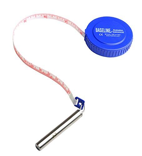 - CanDo Baseline Measurement Tape with Gulick Attachment, 60 Inch
