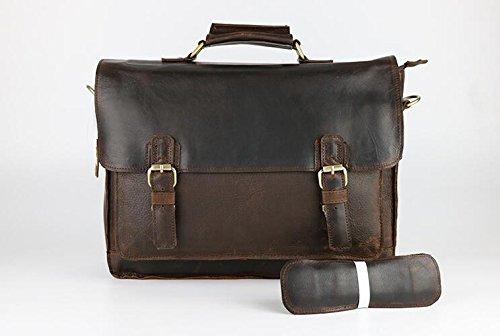 DJB/tragbar shoulder-slung Leder Business Tasche Aktentasche Herren Messenger Bag