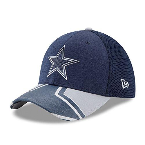 New Era Cap Co,. Inc. Men's 11432192, DK Blue, Small/Medium Or Short/Medium (Dallas Cowboys Shorts)