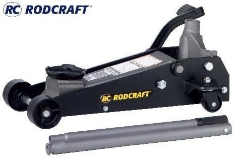 Rodcraft Rangierheber Kompaktheber Rh 290 3 Tonnen Mit Fußpedal Baumarkt