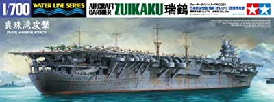 1/700 Japanese Aircraft Carrier Zuikaku, 1941
