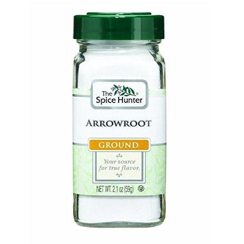 Spice Hunter Arrowroot Ground Thaliana, 2.1 oz