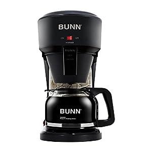 BUNN 45700.0006 Speed Brew Outdoorsman Coffeemaker, Black from BUNN
