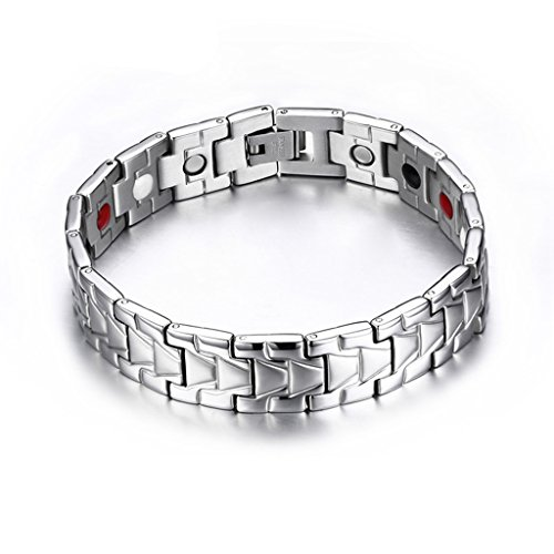 Rainso Magnetic Stainless Bracelet Elements