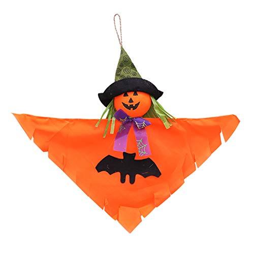 Shaoge Halloween Geist Puppe Hängende Dekoration Kinder Lustige Scherzartikel Spielzeug Versorgung -