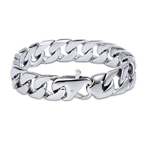 JOYEN Chain Bracelet Stainless Silver product image