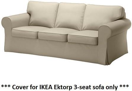 IKEA EKTORP – funda protectora para sofá de 3 plazas tygelsjo ...