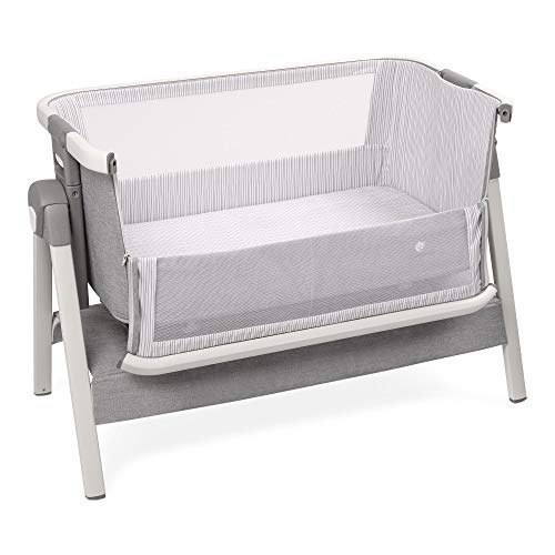 Co Sleeper Bed Side Crib for Baby - Cosleeper Bassinet Includes Travel Case, Mattress, Sheet, and...