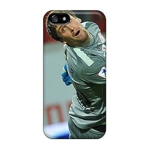 Tough Iphone QnDeVIQ5134phIBz Case Cover/ Case For Iphone 5/5s(spartak Goalkeeper Sergei Pesyakov)