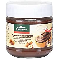 Schneekoppe诗尼坎普果糖巧克力榛子酱(200g)(进口)