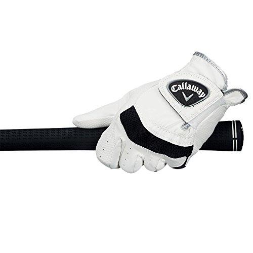 Callaway X-Junior Golf Glove, Medium, Left (Junior Golf Glove)