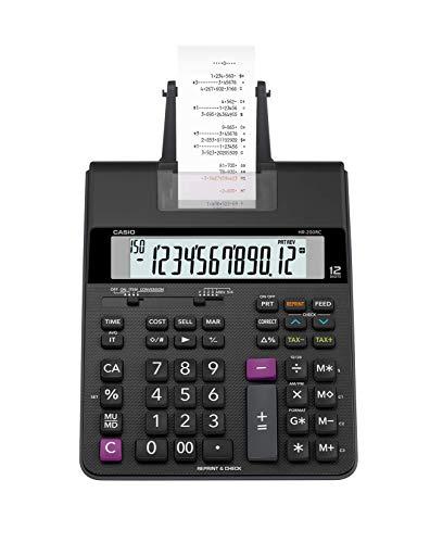 Casio HR-200RC Mini-Desktop Printing Calculator