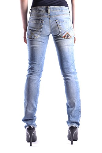 Mcbi262014o Jeans Cotone Donna Blu Roger's Roy Pa5wtt