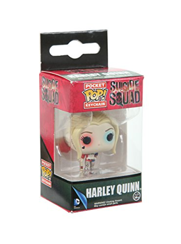 Funko DC Comics Suicide Squad Harley Quinn Pocket POP! Key Chain -