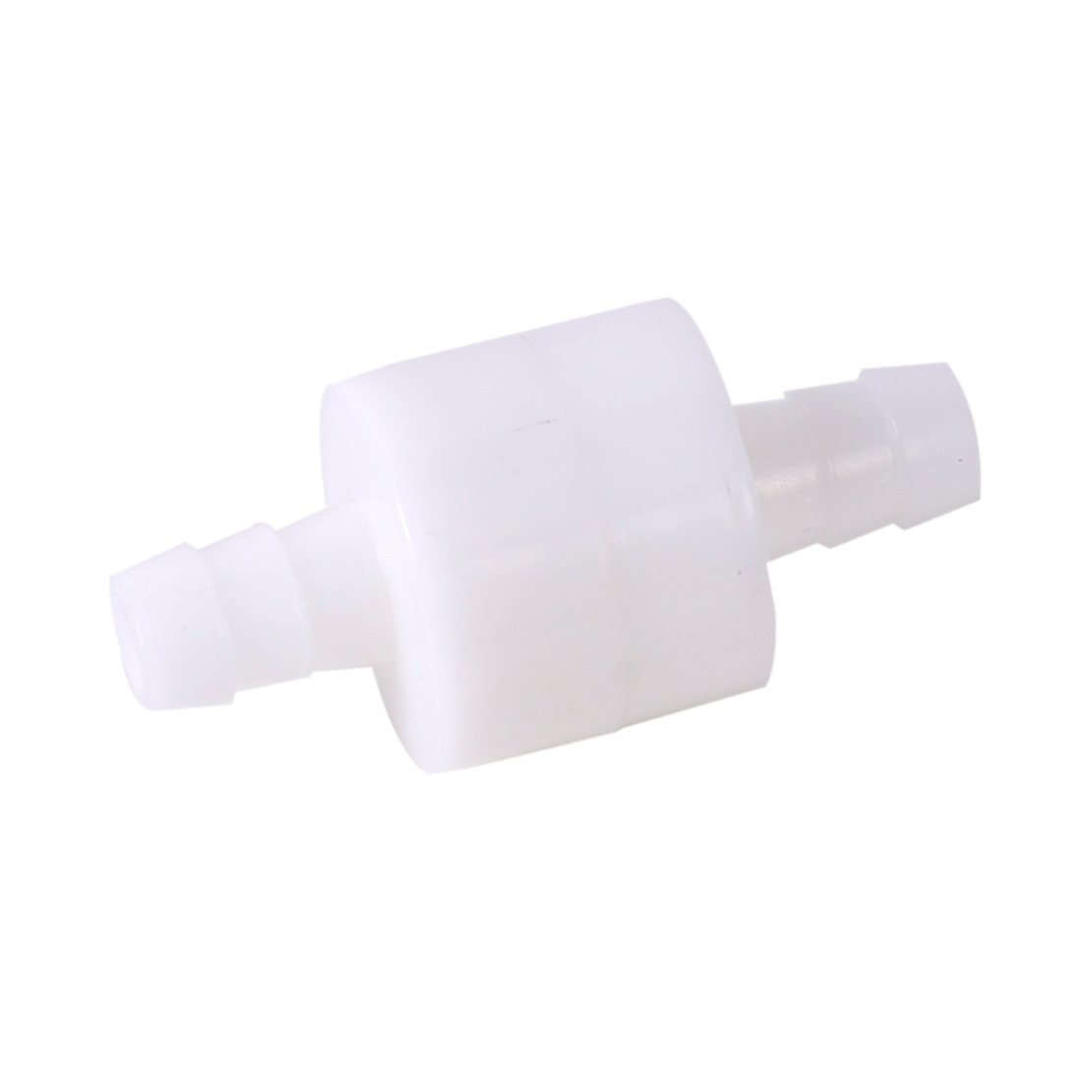beler One Way Inline R/ückschlagventil f/ür Diesel Fuel Gas Fl/üssigkeit Wasser 4mm