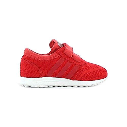 garçon ANGELES I rouge Adidas CF LOS 22 mode Basket vZwnnFYqH
