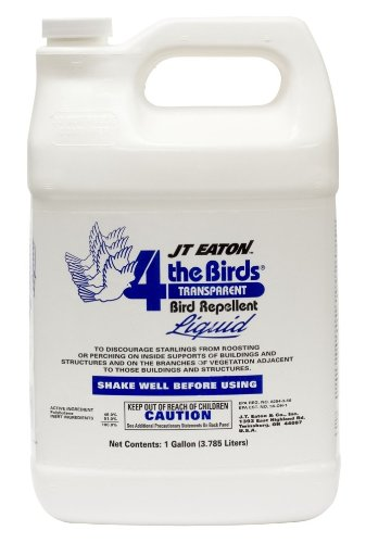 Bird-X Bird 4 the Birds Repellent Liquid
