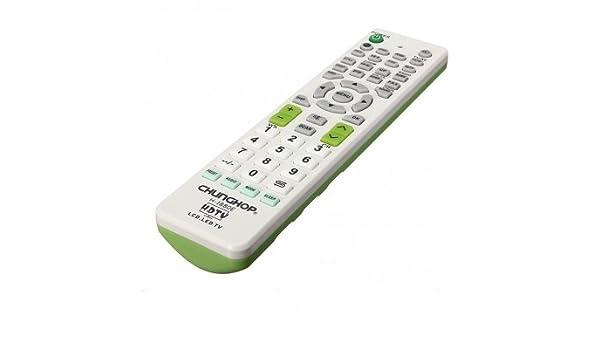 H-1880E de Control de mando a distancia Universal para televisor LCD LED/: Amazon.es: Electrónica