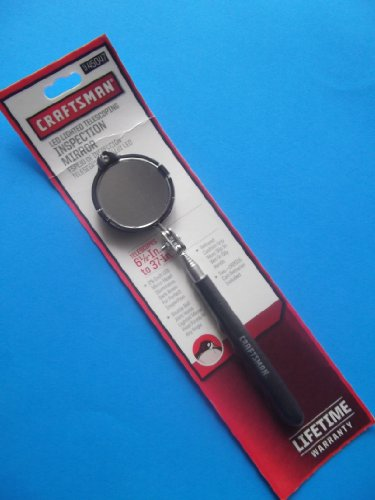 Craftsman Led Lighted Telescoping Inspection Mirror Buy