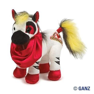 Webkinz Rockerz Zebra: Toys & Games