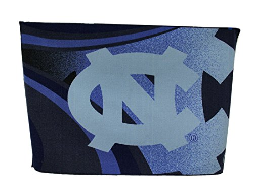 Nylon Area Rugs University of North Carolina Tar Heels 39 by 59 Inch Tufted Non-Skid Area Rug 59 X 39 X 0.5 Inches Navy ()