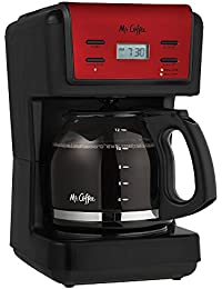 Mr Coffee Programmable Brushed Stainless Noticeable