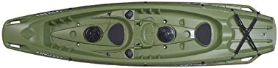 BIC Sport Trinidad Green Fishing Kayak