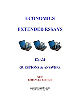 microeconomics essay questions and answers Qmicr2doc page 1 (of 3) 2a elasticities 2016-11-24 questions microeconomics (with answers) 2a elasticities 01 price elasticity of demand 1.