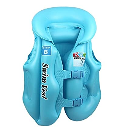 Trainning & Exercise T-shirts Shirts Learned 1pc Baby Kids Safety Float Inflatable Swim Vest Life Jacket Swimming Aid Vest Baby Safety Swimming Accessories For Children