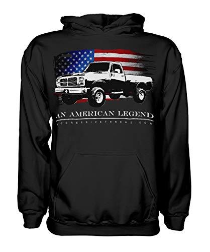 1981-1993 First Gen Dodge Ram American Colored Flag T-Shirt