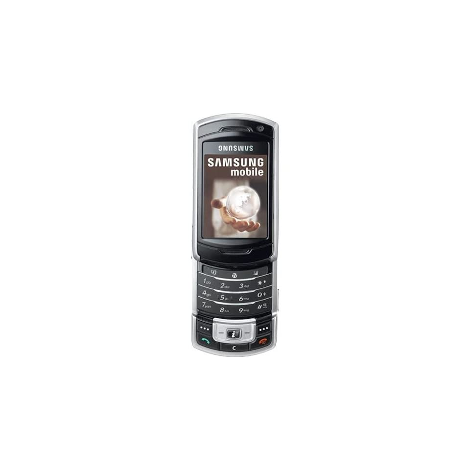 Samsung SGH P930 TriBand GSM Compatible Mobile Cell Phone ( Unlocked )