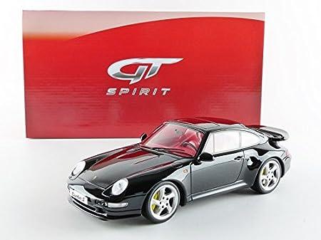 GT Spirit - gt714 - Porsche 911/993 Turbo S - Escala 1/18 - negro: Amazon.es: Juguetes y juegos